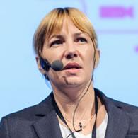 Mirela Šešerko, Hrvatski Telekom, uvodni govornik, B4CLOUD konferencija, Zagreb, Croatia