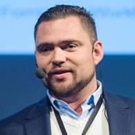 Jeroen Buijs, Box, predavač, B4CLOUD konferencija, Hypo centar, Zagreb, Croatia