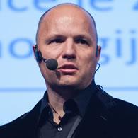 Vladimir Budija, Tena be, predavač, B4CLOUD konferencija, Zagreb, Hypo centar, Croatia