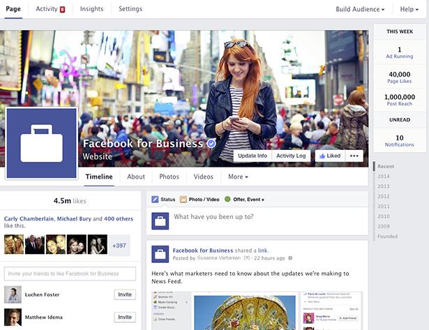 Promocija na Facebooku, cloud, poslovanje, mobilne aplikacije