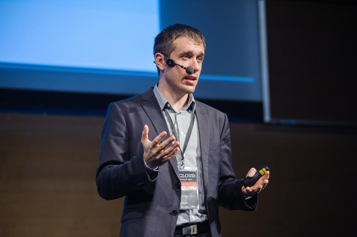 Tomislav Car, mobilne aplikacije, B4CLOUD konferencija, Hypo centar, Zagreb, Croatia
